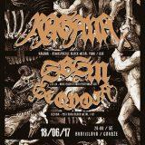 Nedeľný doom-black metal aj post v Bratislave