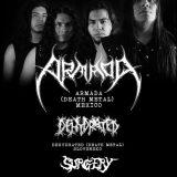 """Do Banskej Bystrice mieri death metalová """"Armada"""""""