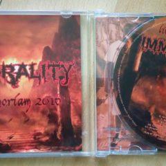 IMMORALITY vydali nové live CD