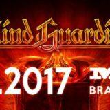 REPORT – Blind Guardian – 3. 8. 2017, Bratislava, MMC