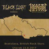 """Hypnotic a Black Light na československom turné alebo """"Thrash over  Czechoslovakia"""""""