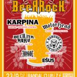 Príď sa zabaviť po Pivnom Behu na Beerrock!