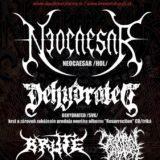 Prvý októbrový deň sa bude v Trenčíne krstiť a hrať death metal!