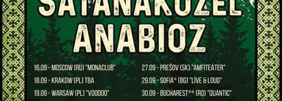 Folk metalový maratón so 4 zastávkami na Slovensku!!!