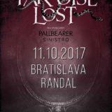 Paradise Lost prídu do Bratislavy odohrať nový album!