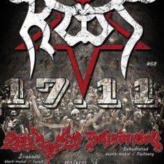 Root, Dehydrated a Žriebädlo 17. 11. v Trnave!!!