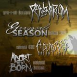 20. výročie kapely Ravenarium!!!