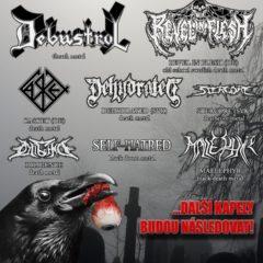 Prvé kapely pre festival Deadly Storm 12 v Plzni sú známe!