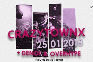 Crazy Town vystúpia v Brne!