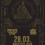 TRIVIUM, POWER TRIP a VENOM PRISON už budúci týždeň v Bratislave!