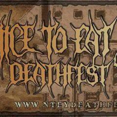 Jedinečný festival NICE TO EAT YOU Deathfest 2018 už o mesiac!