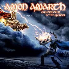 "Recenzia – AMON AMARTH  ""Deceiver of the gods"" (2013)"