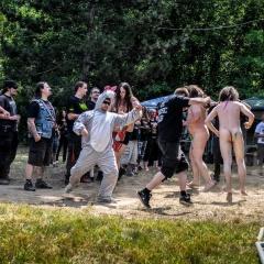 Report (deň druhý)- FLESH PARTY OPEN AIR FEST 2015, 19.-20. jún 2015, Camping Sereď