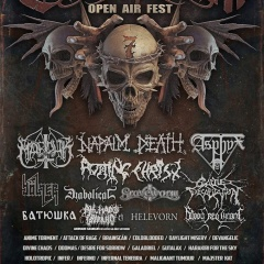 Koncert – GOTHOOM Open Air Fest no. 7, 21. – 23. júl 2016, Ostrý Grúň