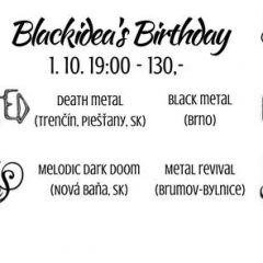 Blackidea´s Birthday