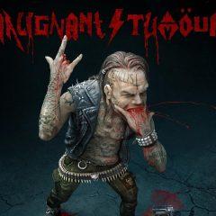 MALIGNANT TUMOUR – The Metallist – Unrest Records – 2016