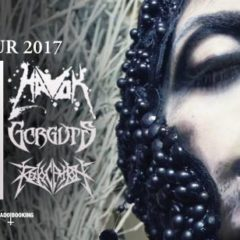Report – Converge Revocation – Gorguts – Havok – Majestic Music Club, Bratislava, 21.08.2017