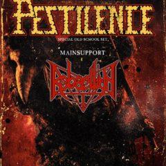 Pestilence – nový album aj staré piesne na svetovom turné v Randal Clube