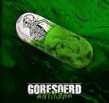 """Recenzia – Goresoerd – """"Antikeha"""" -Death Metal/Grindcore/ Estonia – 2016"""