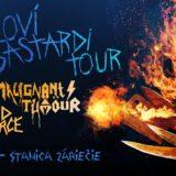 METALOVÍ BASTARDI TOUR už túto sobotu v Žiline!