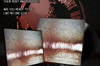 "EXORCIZPHOBIA prichádza s novým albumom ""About Us Without Us"""