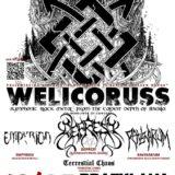 Welicoruss / Depresy / Empyrion / Ravenarium / Terrestrial Chaos v Randali