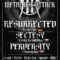 Metal Age Attack – RESSURECTED, SECTESY a PERVERSITY!