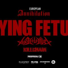 Dying Fetus, Toxic Holocaust a Killchain na jednom pódiu v Bratislave