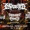Brutal stálica Ingested s masívnym supportom na konci júla v Bratislave!!!