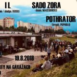 Koncerty na garážach v Poprade – III.