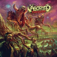 Nové single – ABORTED, THY ANTICHRIST, MONSTROSITY