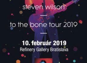 STEVEN WILSON Z PORCUPINE TREE PRVÝKRÁT NA SLOVENSKU