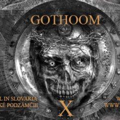 Festival Gothoom sa rozrastá o ďalšie kapely – Gothoom mix!