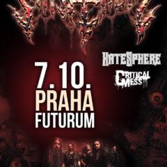SINSAENUM po prvýkrát vystúpia v Prahe