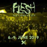 Flesh party open air festival 2019 ohlasuje zmeny!