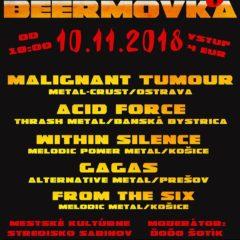 Rocková Beermovka 8 opäť v Sabinove!