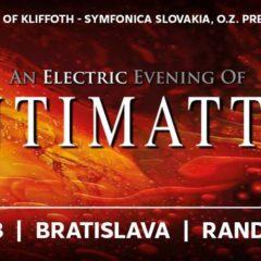 Jedinečný ANTIMATTER už budúci týždeň v Bratislave