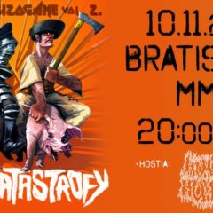 Report – Valašky a Budzogáne vol. 2 – MMC – Bratislava – 10.11.2018
