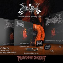 """Recenzia – DØDSFERD – """"Diseased Remnants Of A Dying World""""-Transcending Obscurity Records – 2018"""