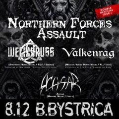 Welicoruss a Valkenrag ukončia svoje turné v Banskej Bystrici!