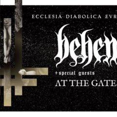 REPORT – Ecclesia Diabolica Evropa 2019 – 12.1.2019, Forum Karlín, Praha