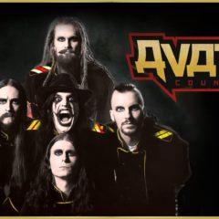 Švédsky Avatar sa zastaví v rámci turné v Zlíne!