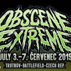 Tip na leto: Obscene Extreme Festival