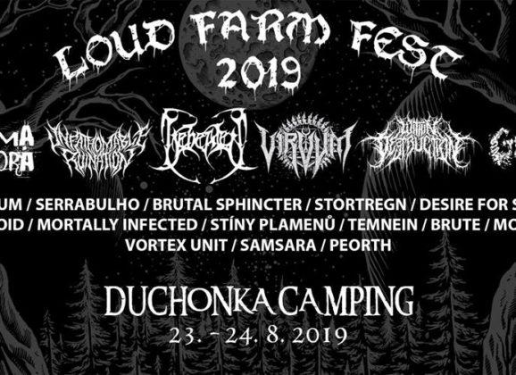 Tip na leto: Loud Farm Fest