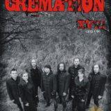 Vyšlo osemnáste číslo tlačeného Cremation zine!