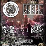 Fotoreport – Tartaros Folk Metal Night II. – RC Tartaros – 9.2.2019