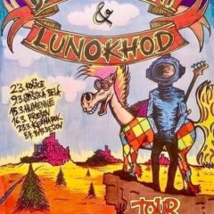 Lunokhod pokrstí túto sobotu v Košiciach svoj nový album!