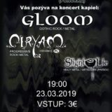 Gloom & Ciryam & Slight Lie v Sabinove!