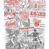 Fotoreport – Fire's Burning Festival I – Randal Music Club – 4.5.2019