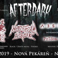 Fotoreport – Afterdark Fest – Nitra – 30.3.2019